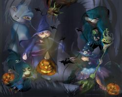 Halloween by ciquitta