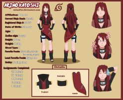 New Arino Reference by Kotrosia