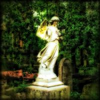 Highgate Cemetery London 8 by GraveQueen
