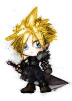 cloud chibi, by mmxT
