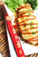 Omu Rice by Foodtrip