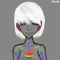 Music goes under your skin by purpLesBLACK