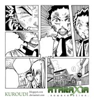 Ataraxia vol.2 Kyle panels by Kuroudi