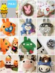 Favorites of 2009 by hellohappycrafts