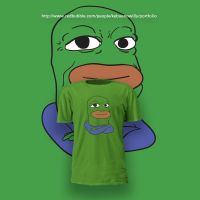Nu Pepe t-shirt by kebuenowilly