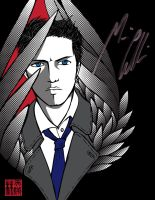 Castiel by BlackKrogoth