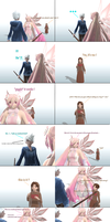 MMD Comic - The emotional (memorial) shock by JackFrostOverland