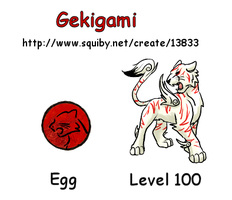 Gekigami Squiby by lur