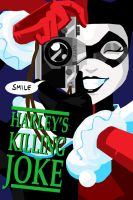 Harley's Killing Joke by memorypalace