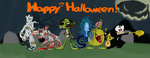 DA's of Halloween by ToonDude14