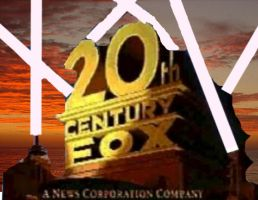 Fox 1996 with Orange Skies by chuck123emma