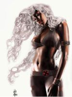 Kenny Herisse's Storm by Deacon57