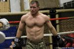 Matt Hughes training 3 by NMRosario
