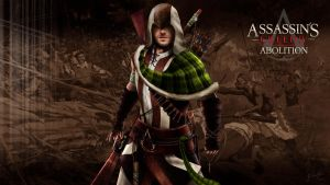 Assasins Creed Miguel by rafanarchi