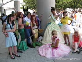AX10-Disney Group by moonymonster