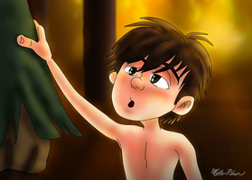 Hiccup:  Father and Son Part 4 by masterrohan