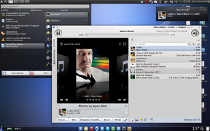 kde 4.7.4 on arch finally :D by MarcoTangaro