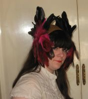 Hildr headband - finished! by PuddingValkyrie