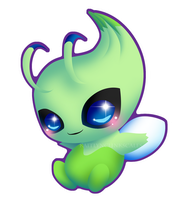 Celebi 2.0 by Clinkorz