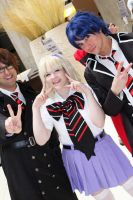 Blue Exorcist Group by ShojO-ShortY