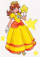 .:Princess Daisy:. by Ariall