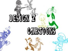 Cartoons brushes by sofijas