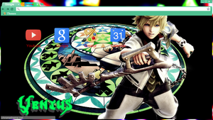 Ventus Chrome Theme by AnIm3MaNgA