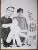 my next blink182 drawing by SusHi182