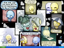 Pon and Zi collage by Anime-Angel-180