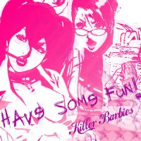 CD cover - Have some fun by BlackJackNL