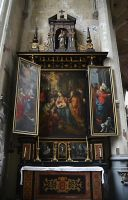 Little Altar in chapel by CaryAndFrankArts