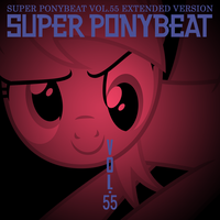 Super Ponybeat Vol. 055 Mock Cover by TheAuthorGl1m0