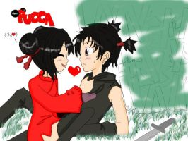 Pucca + Garu, The Inseparable2 by spacecake-0