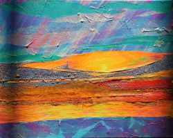 Recycled Sunset In The Sun by KeswickPinhead