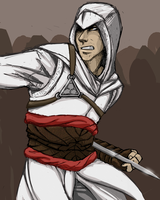 Altair helps me avoid finals by Neurquadic