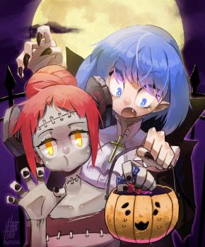 Trick or.. WAIT!! by Tostantan
