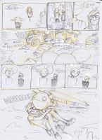 Skrilmau5 comic Page 2 by deathdetonation