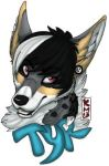 D: Badge: Tyr by NotGoodWithGlory