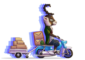 Idlewood: Moving in by Lazy-a-Ile
