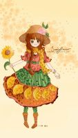 Sunflower by lynchees