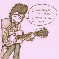 I Wanna Be Your Man by IcebergLonely