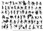 70 Thumbnail Sketches by LordNetsua