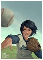 Play Catch +with me+ by hideki