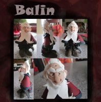 Balin-'The Hobbit' by Kooky-Crumbs