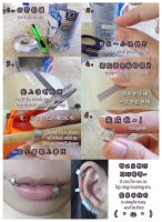 Lip ring / Earring Tutorial by mollyeberwein