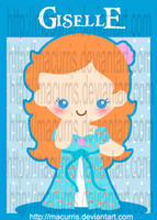 Chibi Giselle 2 by macurris