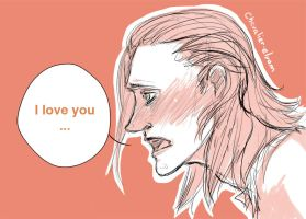 Avengers-slash: i love you by chevalier-elyam