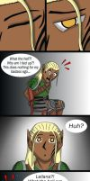 Dragon Age Comic - Haircuts by fluffylovey