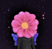 Celestial Flower by kantuest