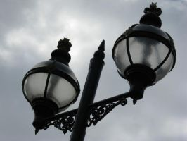 Lamp post by cartmaneric